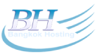 Logo - Bangkok Hosting